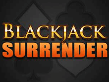 Blackjack Surrender онлайн на зеркале Вулкан